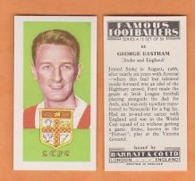 Stoke City George Eastham England 12